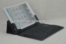 Universal aluminium bluetooth keyboard case for ipad mini
