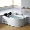 couple massage bathtub; new designed bathtub;two persons massage bathtub