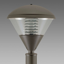 BST2170A IP65 garden lighting pole with lamp