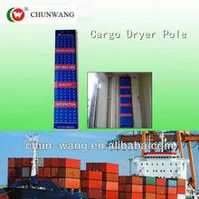 Eficiente óxido de calcio del amortiguador, absorbe el agua y se utiliza para eliminar la humedad, una sustancia que promueve el secado