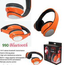 2012 new bluetooth stereo headphone