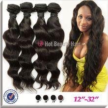 5A virgin brazilian model model hair fashion