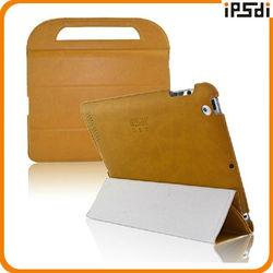 For iPad Mini Case and Standable Leather Mini Case for iPad Mini