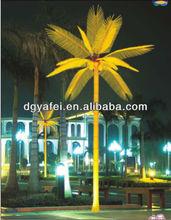 Night decoration, LED plant tree