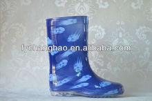 2013 Children football cheap PVC boots