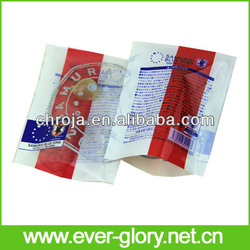 Disposable Clear Printed Safety Plastic Packaging Pouch