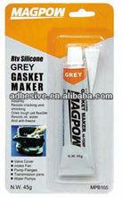 Gasket maker-RTV silicone; high temperature liquid adhesivo;