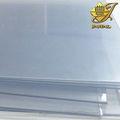 Transparente de plástico gruesa hoja de ambos lados de enmascaramiento( línea de extrusión)