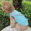 Meiqi summer tshirt /dog dress,pet vest