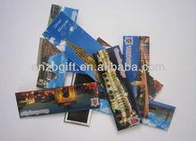 Paris souvenir fridge magnet, home decoration resin fridge magnets