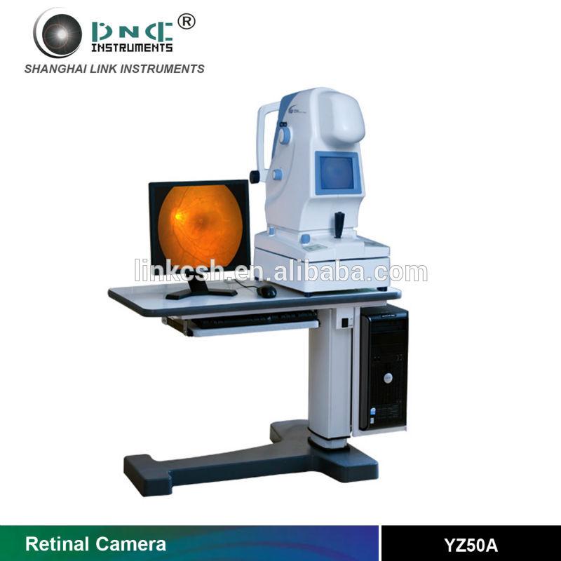 Fundus Camera Design Retinal Camera Design Yz50a Ophthalmic Equipment Fundus Fluorescence ce Fda