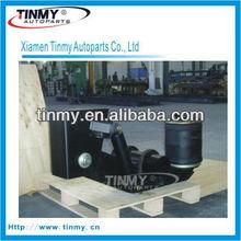 Heavy duty unlifting air suspension for trucks,trailer,bus,car