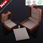 Eye catching Leather or foam tray creative jewelry gift box
