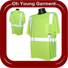 Custom Sport t Shirt 100% Wicking Polyester Mesh Dri fit Reflective T Shirts Manufacturer Marathon T Shirt for Promotion