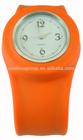 new slap on snap childrens kid silicone wrist watch