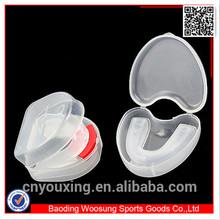 Double Mouth Piece TaeKwonDo Boxing Guard Protector