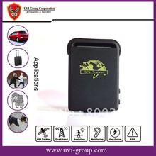 UVI gps tracker TK102 cheap world smallest gsm tracker gps tracker for cat