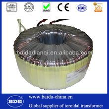 standard toroidal transformer transformer kva ratings