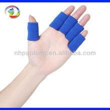 Custom basketball finger sleeve