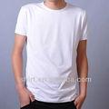 Großhandel weißes 100% baumwolle t shirts für männer