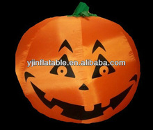 new party prop airblown yard decoration inflatable halloween pumpkin