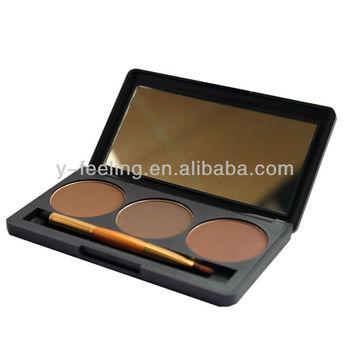 Hot Sale 2013 New, Cosmetic Eyebrow Powder Makeup Brow Powde