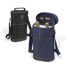 2014 wine Tote cooler bag 2 Bottle Wine Carrier