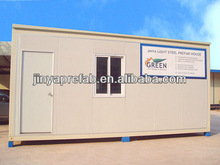 2013 Low cost new customized prefabricated modular container houses design China for sale