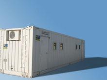 40ft Australia Workshop Container