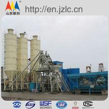 HZS50 precast concrete mixing plant