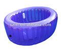 El nacimiento de agua de la piscina pro/pvc inflable piscina de nacimiento