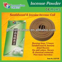 wholesale bulk potpourri jasmine incense coil