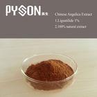 Brown-yellow ferulic acid Angelica P.E.
