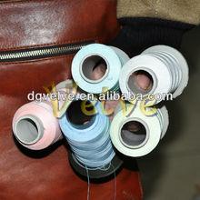 150D Nylon fluorescent filament sewing thread glow in the dark colored elastic nylon thread