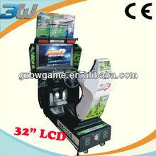 BWRC04 32inch Initial D3 coin-op games arcade machine car racing