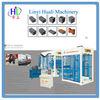 Complete production line for concrete block making machine QT6-15