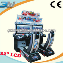 BW-RC03 2 players OutRun simulator car games video games