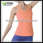 Professional cool dry stretchable women sexy sport clothes wholesale