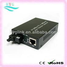 10/100/1000M & Gigabit Fiber converter rj45 converter rs485 e1 to ethernet converter