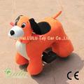 coche de juguete eléctrico para el niño