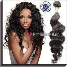 5A virgin peruvian hair long 32 inch