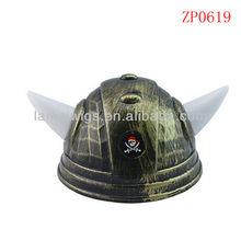 Horned Viking Helmet Hat Halloween Costume Accessory ITEM ZP0619