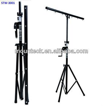 Folding small light stand 3m for light frame