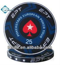 EPT Poker Chips Pokerstars European Poker Tour