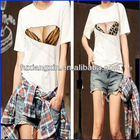 Wholesale new designed Couples funny 3D t-shirts