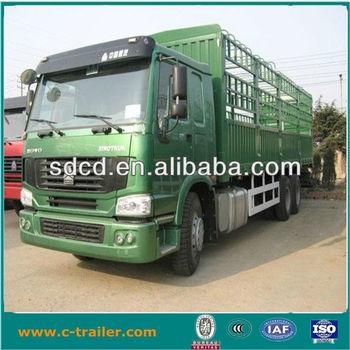 sinotruck howo 6x4 Cargo Truck /trucks