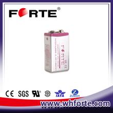 9V battery for smoke detector