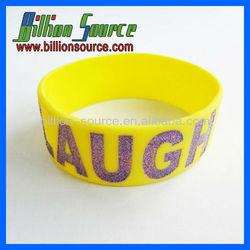 silicone bracelet wristband/silicone manufacturer