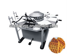 2015 KH new Semi automatic wafer making machine