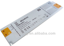 12V 60W with EMC standard led driver
